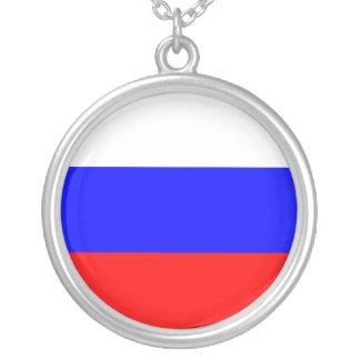 Collar de la bandera de Rusia