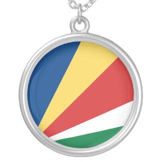 Collar de la bandera de Seychelles