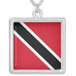 Collar de la bandera de Trinidad and Tobago