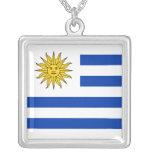 Collar de la bandera de Uruguay