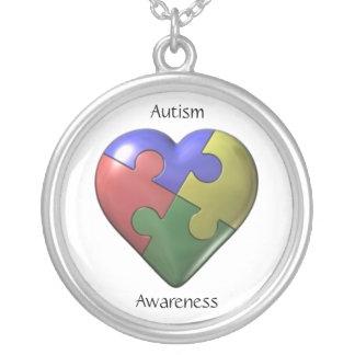 Collar de la conciencia del autismo