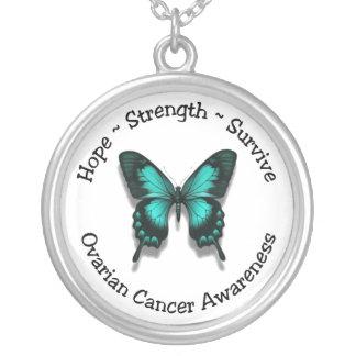 Collar de la conciencia del cáncer ovárico