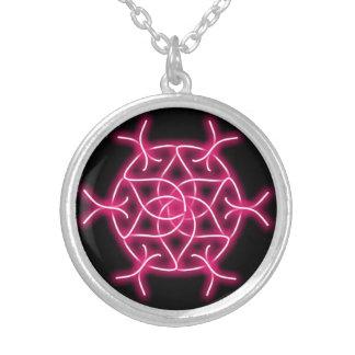 collar de la estrella del knotwork del kaleido