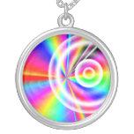 Collar de la explosión del arco iris