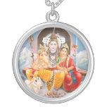 Collar de la familia de Shiva