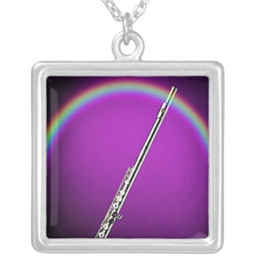 Collar de la flauta o del flautista