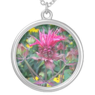 Collar de la flor de Beebalm