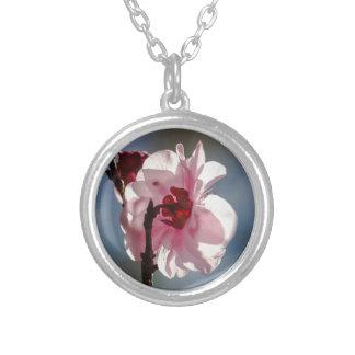 Collar de la flor de cerezo