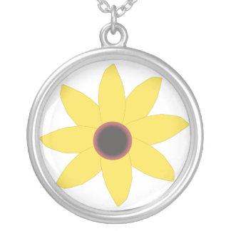 Collar de la flor de Sun