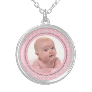 Collar de la foto del bebé