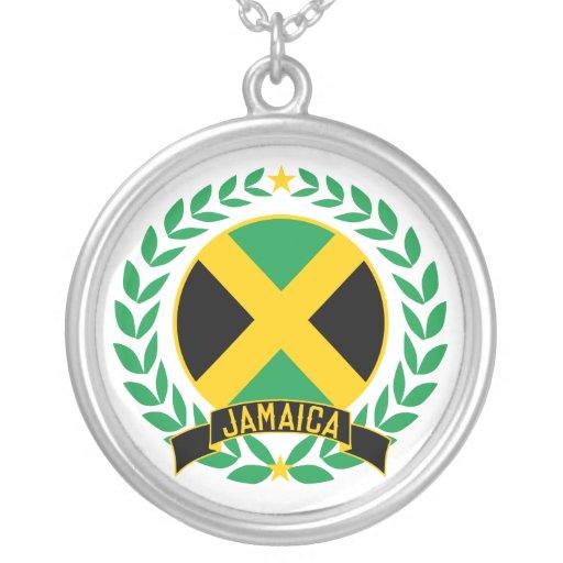 Collar de la guirnalda de Jamaica