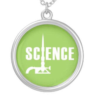 Collar de la hornilla de Bunsen de la ciencia