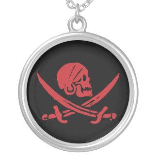Collar de la joyería del pirata