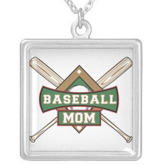 Collar de la mamá del béisbol