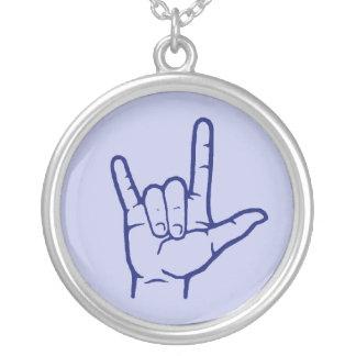 Collar de la mano del ASL de la marina de guerra t