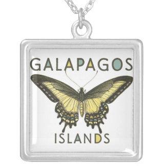 Collar de la mariposa de las islas de las Islas Ga