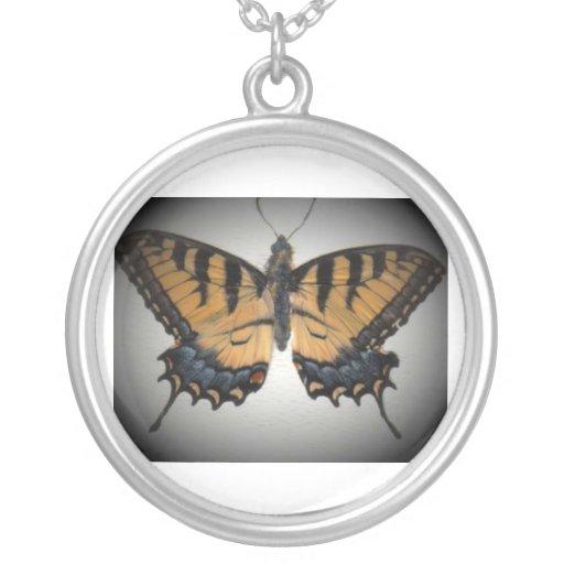 Collar de la mariposa de Swallowtail