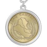 Collar de la medalla de la campaña de Iraq