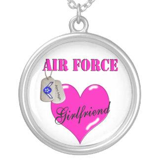 Collar de la novia de la fuerza aérea