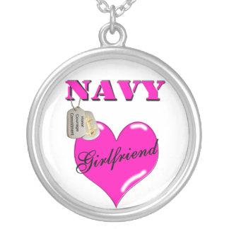 Collar de la novia de la marina de guerra
