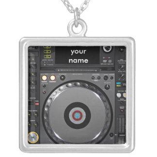 Collar de la placa giratoria de DJ