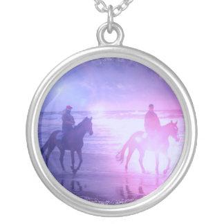 Collar de la playa del caballo