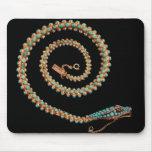 Collar de la serpiente, 1844 alfombrilla de ratones