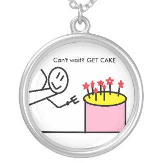 Collar de la torta