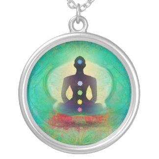Collar de la yoga de la meditación