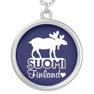 Collar de los alces de Finlandia