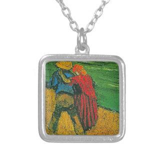"""Collar de los """"dos amantes"""" de Vincent van Gogh"""