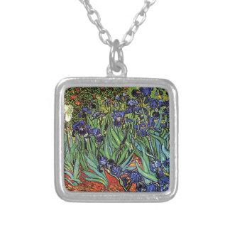 """Collar de los """"iris"""" de Van Gogh"""