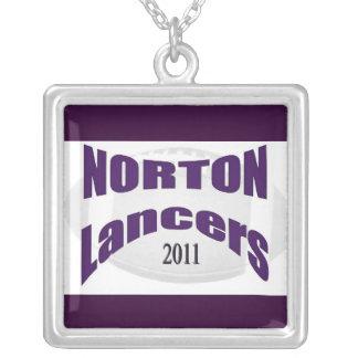 Collar de los lanceros de Norton