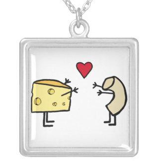 Collar de los macarrones con queso