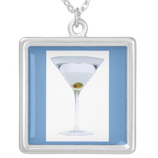 Collar de los martinis