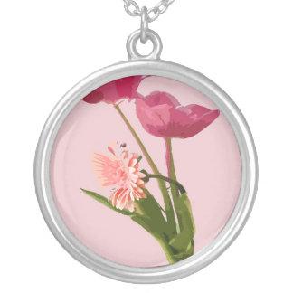 Collar de los tulipanes
