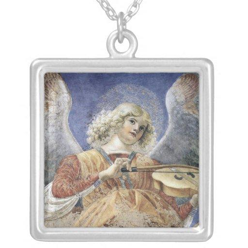 Collar de Melozzo DA Forli del ángel del