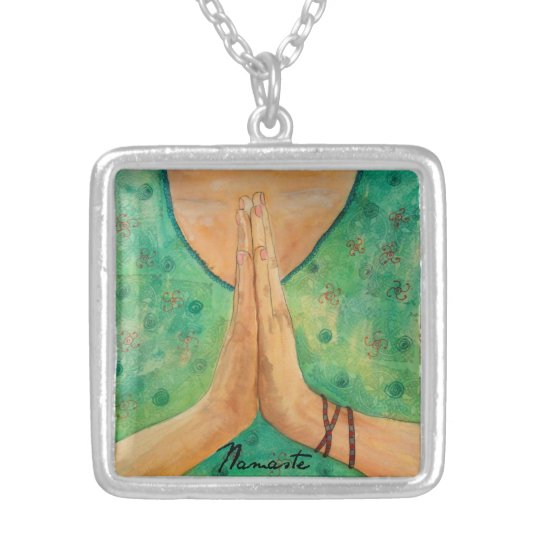 Collar de Namaste de la yoga