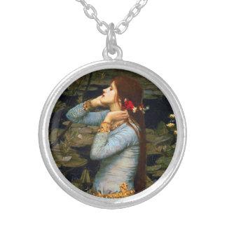 Collar de Ofelia del Waterhouse