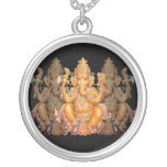 Collar de oro de Ganesh