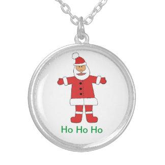Collar de Papá Noel