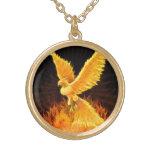 Collar de Phoenix/joyería de levantamiento del Loc