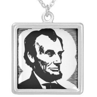 Collar de presidente Abraham Lincoln