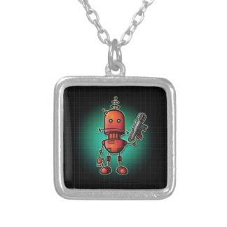 Collar de Sam del robot
