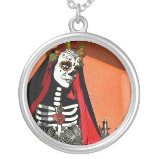 Collar de Santa Muerte
