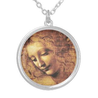 Collar de Scapigliata del La de da Vinci