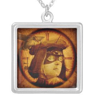 Collar de Steampunk No2 del vintage