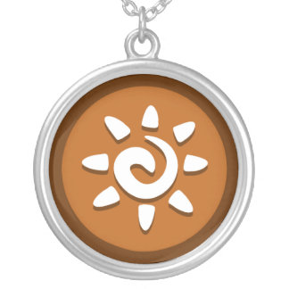 "Collar de ""Sun"" de la yoga"