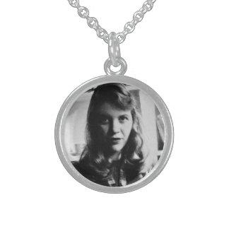 Collar de Sylvia Plath