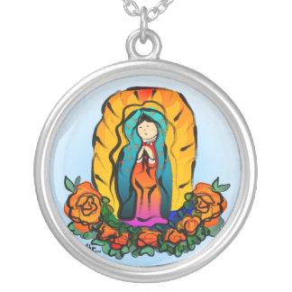 Collar de Virgen de Guadalupe del La